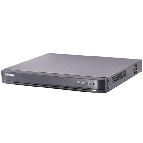 Відеонагляд/Відеореєстратори 16-канальний XVR відеореєстратор Hikvision DS-7216HQHI-K1(S)