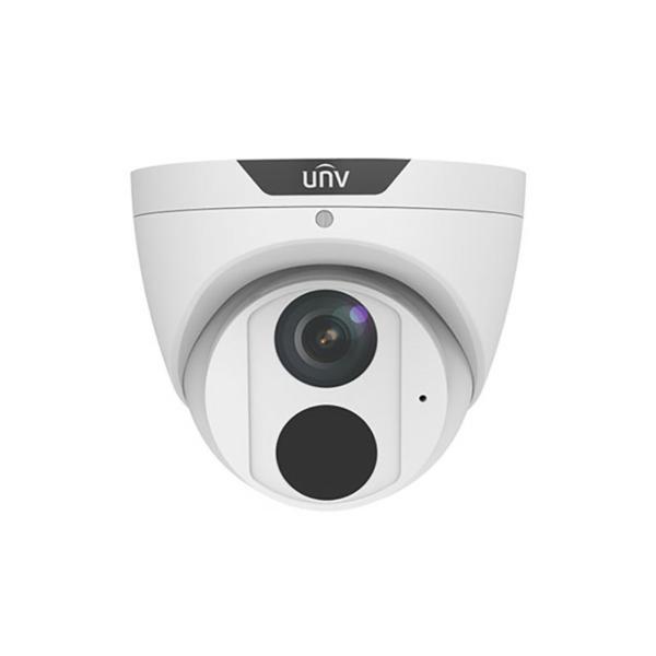 Відеонагляд/Камери відеоспостереження 4 Мп IP-відеокамера Uniview IPC466NIC-F