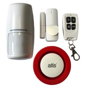Security Alarms/Alarm Kits Wireless alarm Wi-Fi kit Atis Kit 200T