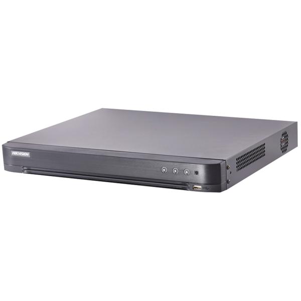 Видеонаблюдение/Видеорегистраторы 8-канальный XVR видеорегистратор Hikvision DS-7208HQHI-K2(S) (8 аудио)