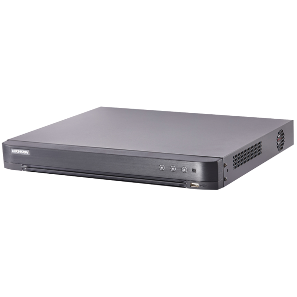 Видеонаблюдение/Видеорегистраторы 16-канальный XVR видеорегистратор Hikvision DS-7216HQHI-K2(S) (16 аудио)
