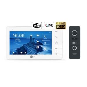 Intercoms/Video intercoms Video intercom kit Neolight NeoKIT HD Pro WiFi Black