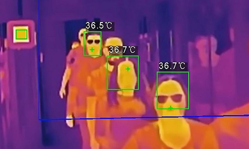 Биометрические системы Гибкий подход к скринингу температуры тела в это непростое время