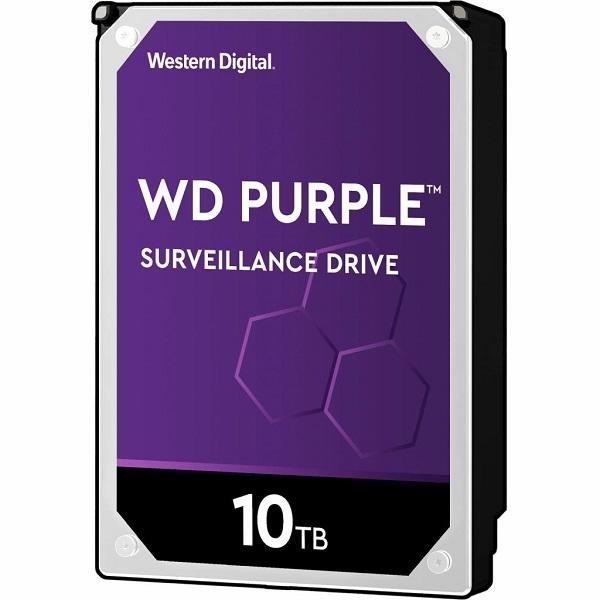 Video surveillance/HDD for CCTV HDD Western Digital WD102PURZ