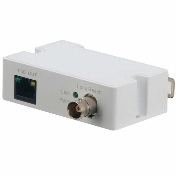 Видеонаблюдение/Приемники-передатчики Конвертер сигнала (передатчик) Dahua DH-LR1002-1ET