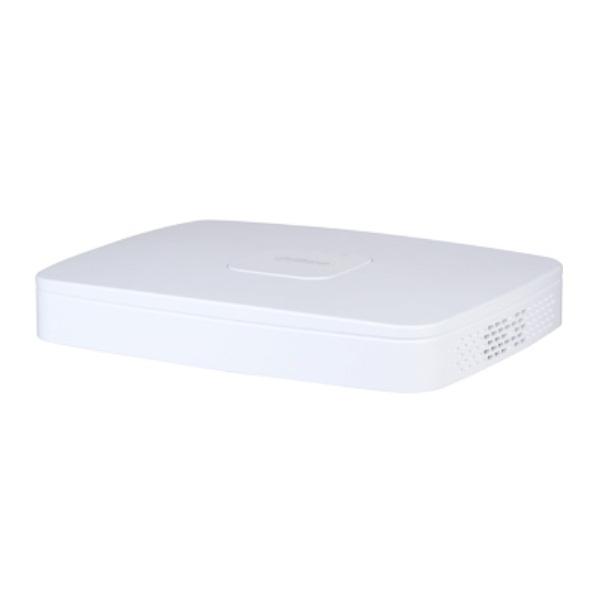 Видеонаблюдение/Видеорегистраторы 8-канальный AI NVR видеорегистратор Dahua DHI-NVR2108-8P-I