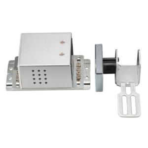 Замки/Електрозамки Електромагнітний замок Yli Electronic YAD-161ML(24V) для автоматичних дверей