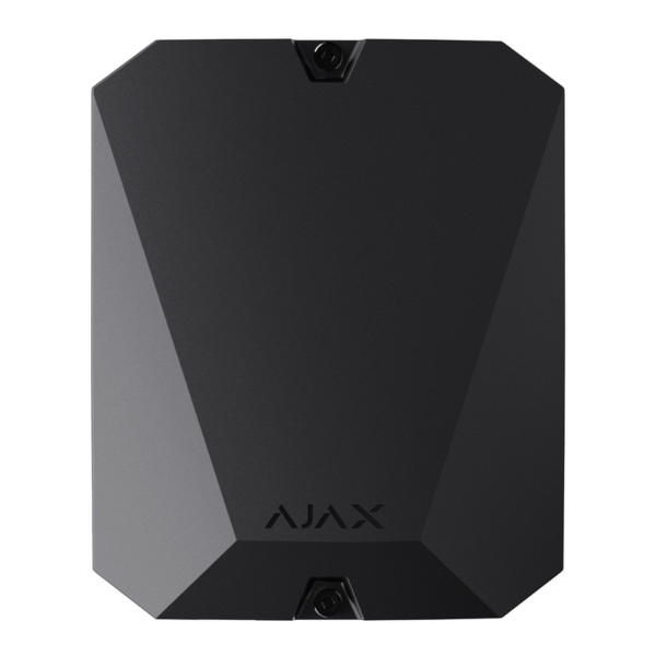 Security Alarms/Integration Modules, Receivers Module Ajax MultiTransmitter black for third-party detector integration