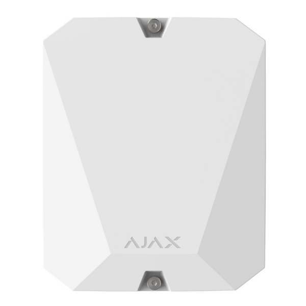 Security Alarms/Integration Modules, Receivers Module Ajax MultiTransmitter white for third-party detector integration