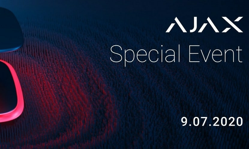 Security systems Ajax Special Event: new devices and software