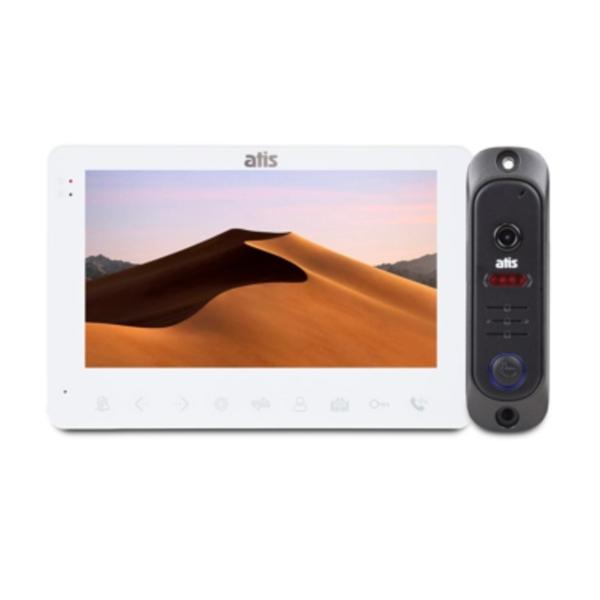 Домофони/Відеодомофони Комплект відеодомофона Atis AD-780 W Kit box