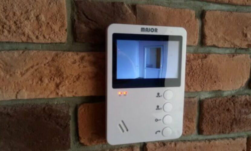 Intercom systems DIY video intercom installation