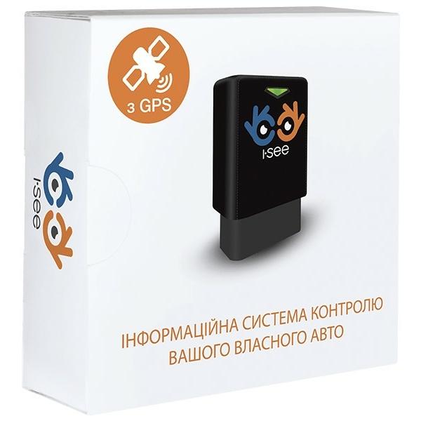Автомобільна безпека/GPS-трекери для автомобілей I-SEE GPS трекер