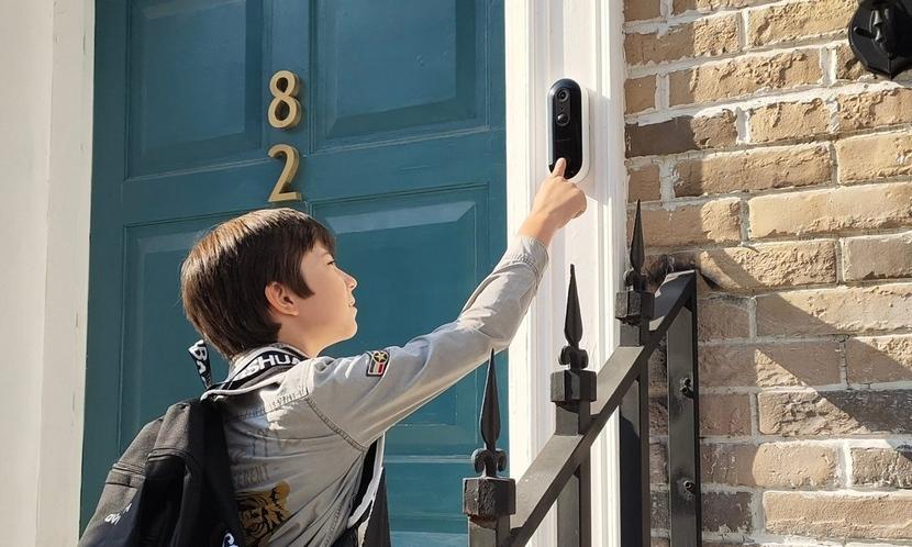 Контроль доступу WUUK: найпрогресивніший в світі розумний дверний дзвінок