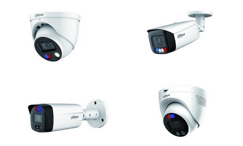 Відеонагляд Активне стримування у відеокамерах Dahua серії ME1509
