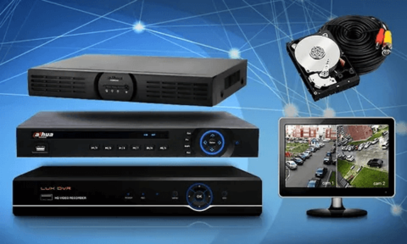 Video surveillance How to install and configure the DVR