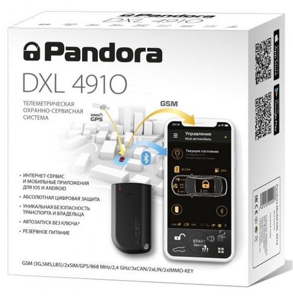 Автосигнализація Pandora DXL-4910