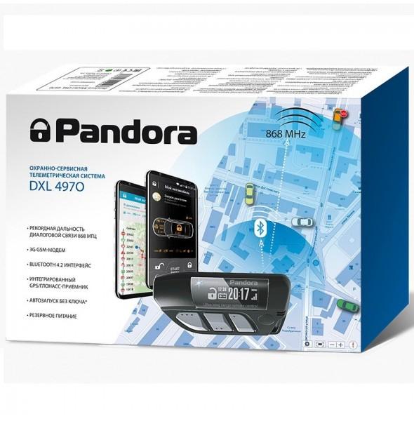 Автосигнализація Pandora DXL-4970