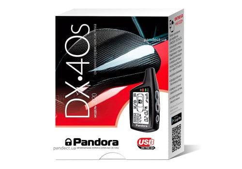 Car Safety/Car alarms Car alarm Pandora DX40S