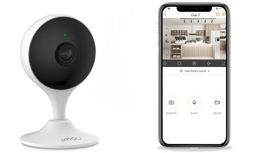 Відеонагляд Огляд Wi-Fi IP-відеокамери Imou Cue 2 (Dahua IPC-C22EP)