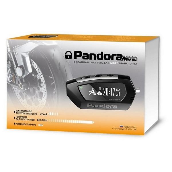 Car Safety/Car alarms Moto alarm Pandora Moto DX-42