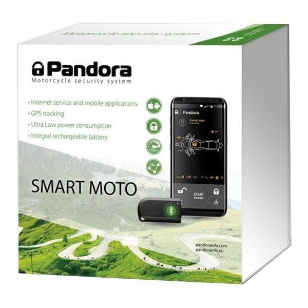 Car Safety/Car alarms Moto alarm Pandora Smart Moto DXL-1200L
