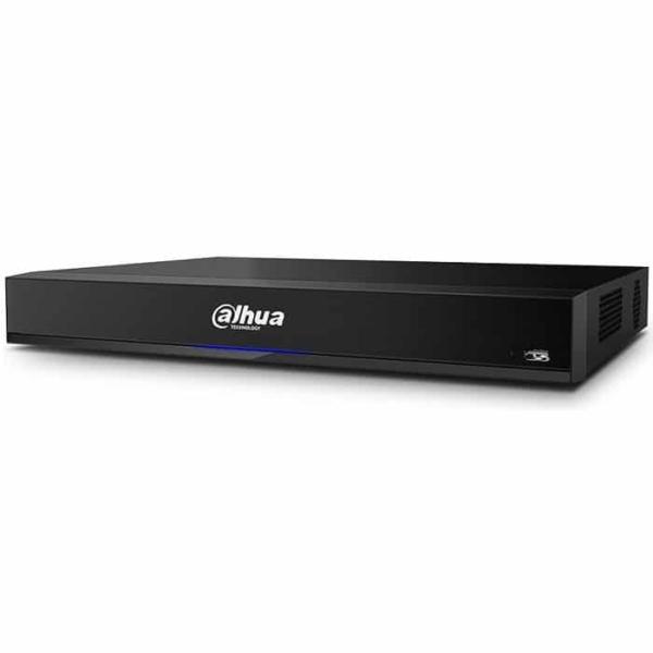 Відеонагляд/Відеореєстратори 8-канальний XVR відеореєстратор з AI Dahua DH-XVR7108HE-4KL-I