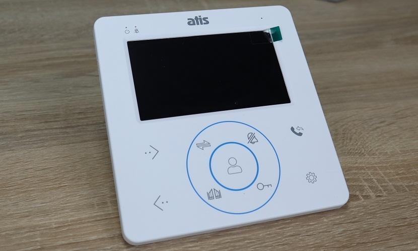Домофонные системы Обзор видеодомофона Atis AD-480MW