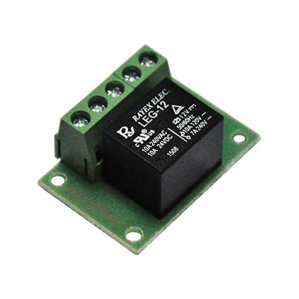 Контроль доступа/Аксессуары для контроля доступа Модуль Geos Реле-10 (Реле М01)