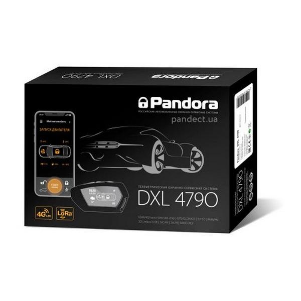 Автосигнализація Pandora DXL-4790