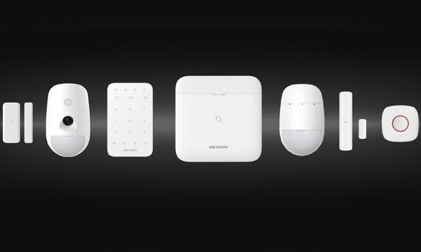 Security systems Hikvision introduced AX PRO, a range of wireless alarm systems