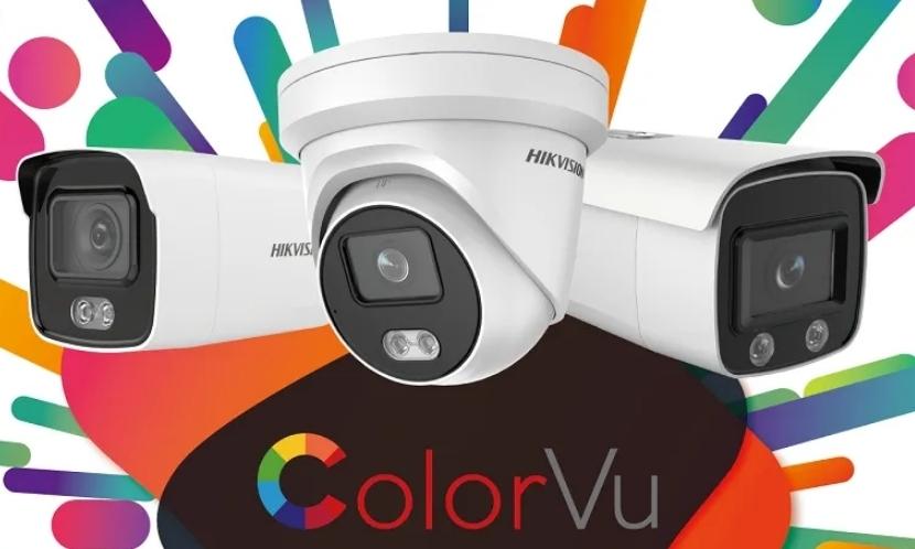 Видеонаблюдение Новая линейка 4K видеокамер ColorVu 2.0 от компании Hikvision