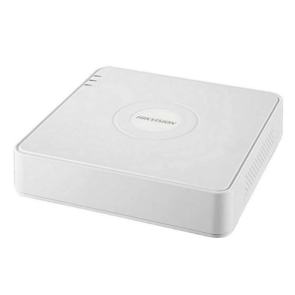Видеонаблюдение/Видеорегистраторы 8-канальный Turbo HD видеорегистратор Hikvision DS-7108HQHI-K1(S)
