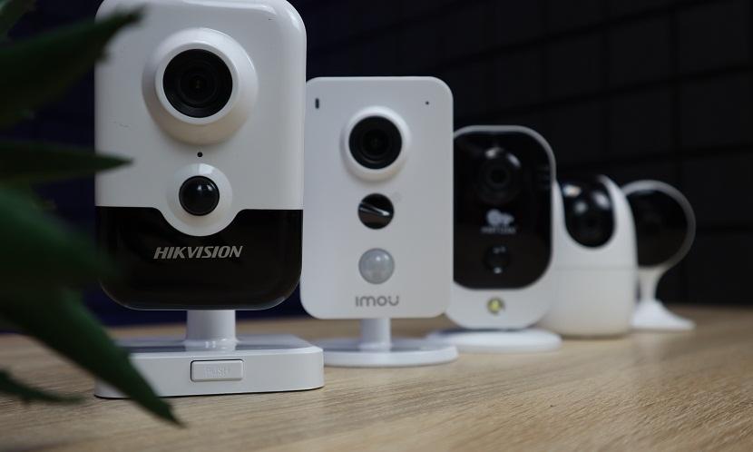 Відеонагляд ТОП-5 камер для домашнього відеоспостереження