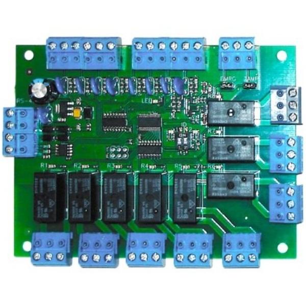 Контроль доступу/Аксесуари для контролю доступу Релейний модуль ITV U-Prox RM