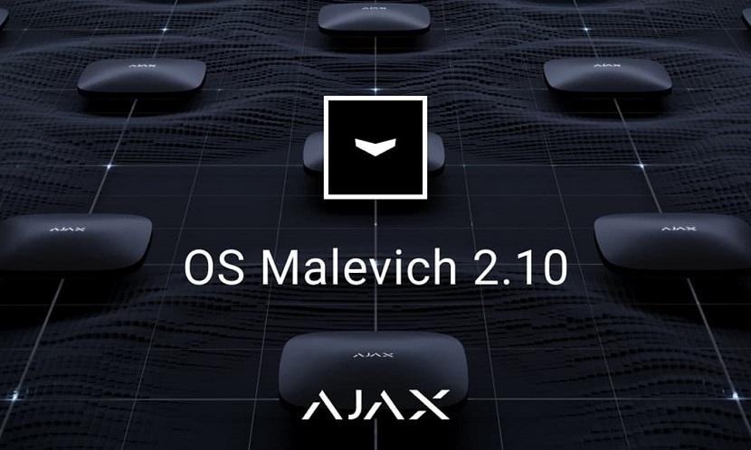 Новини OS Malevich 2.10: софт проти хибних тривог