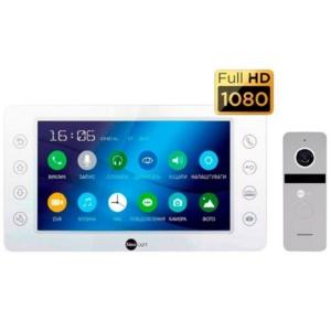 Intercoms/Video intercoms Video intercom kit NeoLight Kappa HD Kit silver