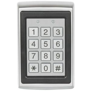 Контроль доступу/Кодові клавіатури Кодова клавіатура Tecsar Trek SA-TS23 з вбудованим зчитувачем карт