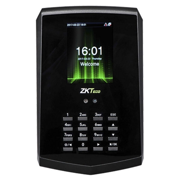 Access control/Biometric systems Biometric terminal ZKTeco KF460[WIFI] with Wi-Fi and face recognition