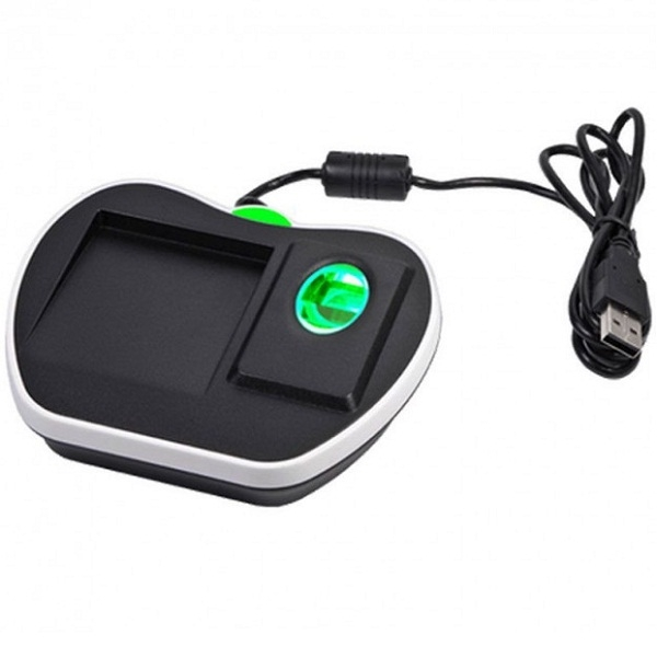 Контроль доступа/Биометрические системы Сканер отпечатков пальцев ZKTeco ZK8500R со считывателем RFID карт