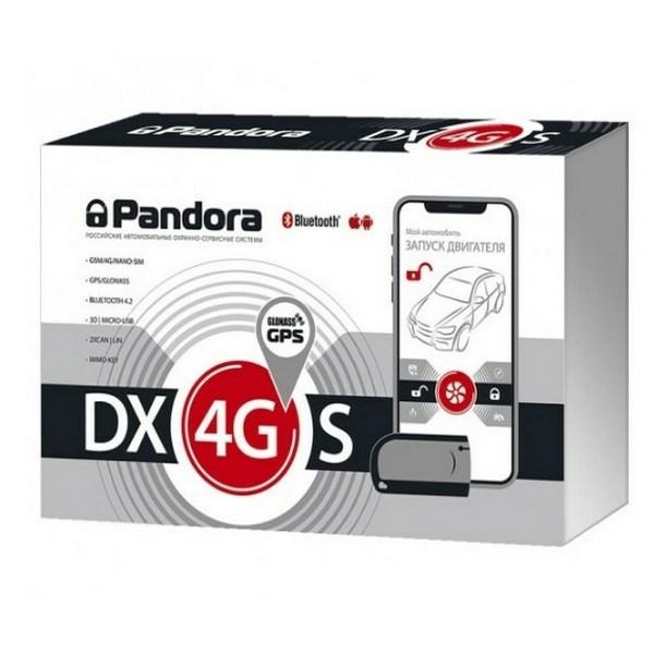 Car Safety/Car alarms Car alarm Pandora DX-4GS