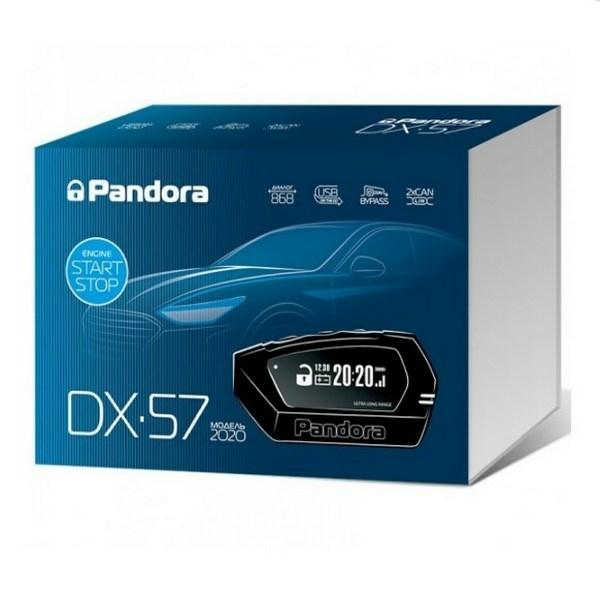 Автомобильная безопасность/Автомобильные сигнализации Автосигнализация Pandora DX-57