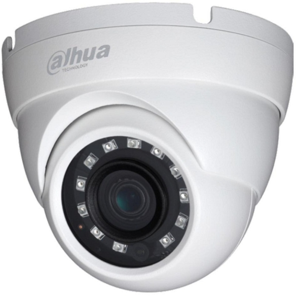 Видеонаблюдение/Камеры видеонаблюдения 2 Мп HDCVI видеокамера Dahua DH-HAC-HDW1230M (2.8 мм)