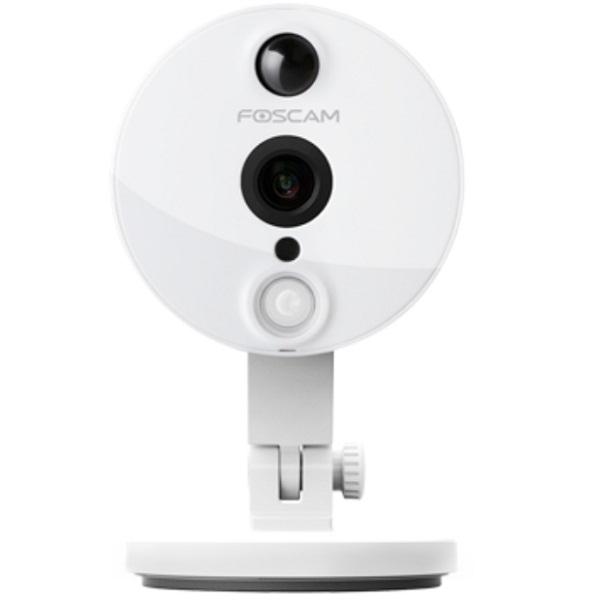 Відеонагляд/Камери відеоспостереження 2 Мп Wi-Fi IP-відеокамера Foscam C2