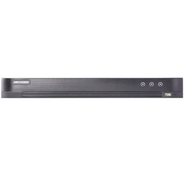 Видеонаблюдение/Видеорегистраторы 8-канальный Turbo HD видеорегистратор Hikvision DS-7208HUHI-K1 (S) с передачей аудио по коаксиалу
