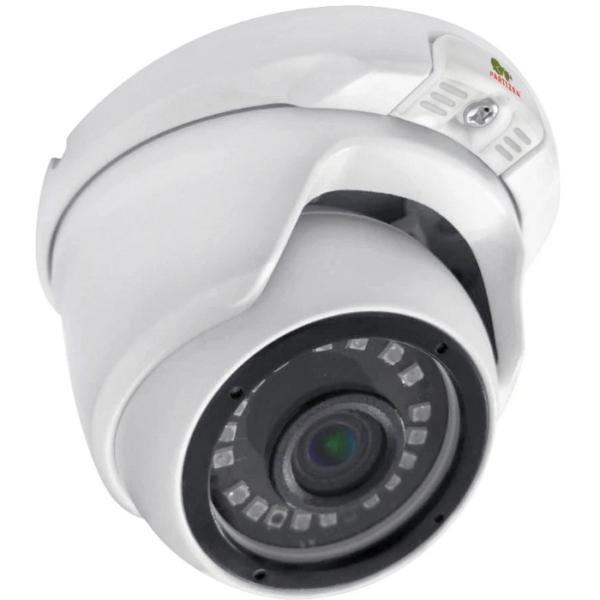 Видеонаблюдение/Камеры видеонаблюдения 5 Мп AHD видеокамера Partizan CDM-233H-IR SuperHD 1.0 metal