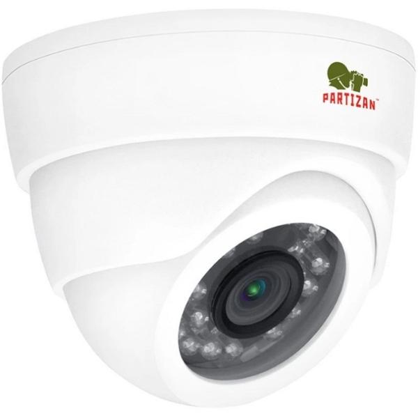 Видеонаблюдение/Камеры видеонаблюдения 2 Мп AHD видеокамера Partizan CDM-333H-IR FullHD 3.5