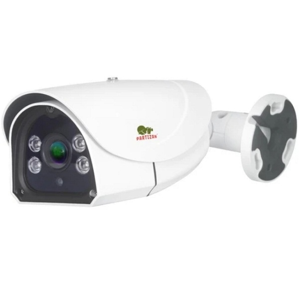 Відеонагляд/Камери відеоспостереження 5 Мп IP-відеокамера Partizan IPO-VF5RP Starlight Cloud