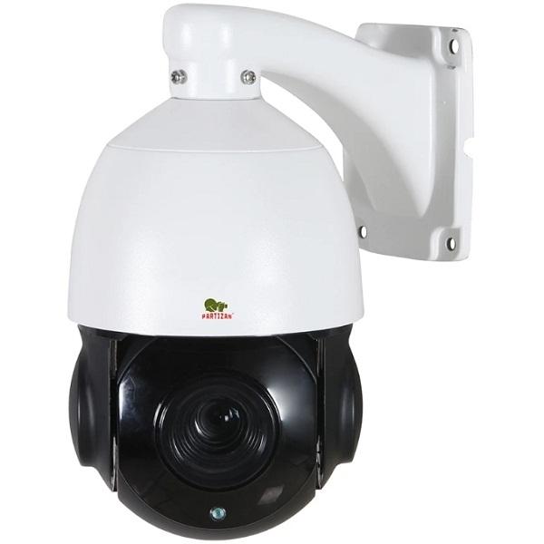 Видеонаблюдение/Камеры видеонаблюдения 2 Мп роботизированная IP-видеокамера Partizan IPS-220X-IR SE AI