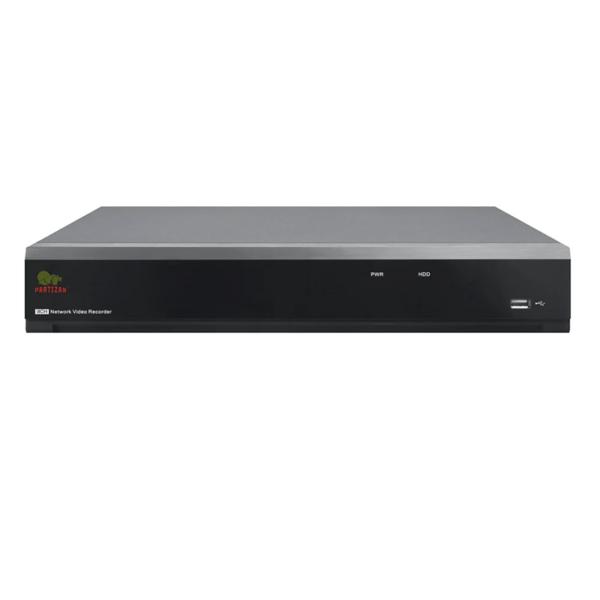 Video surveillance/Video recorders 32-channel NVR Video Recorder Partizan NVH-3252 SH